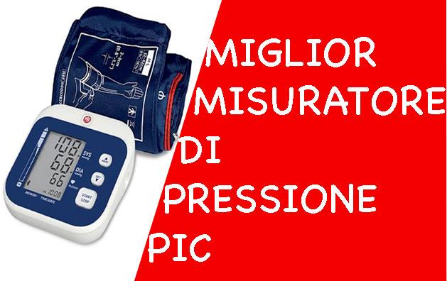Miglior misuratore di pressione Pic